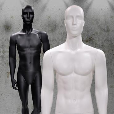 MANNEQUINS SHOPPING : HERREN SCHAUFENSTERFIGUREN