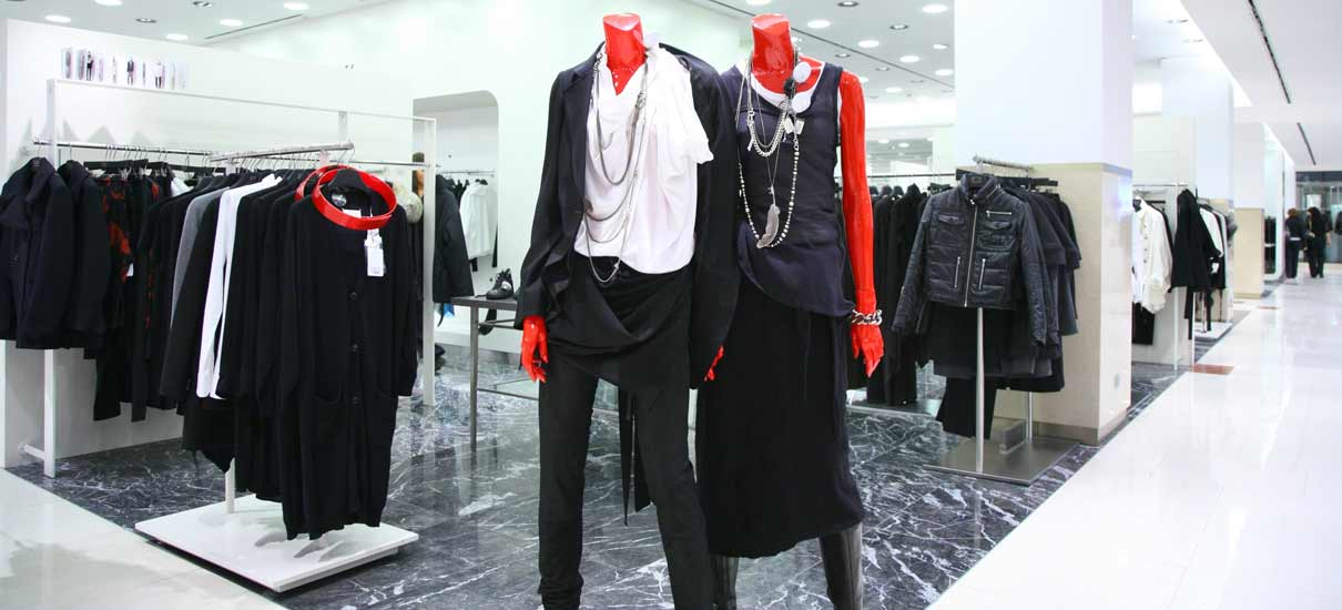 Vente Mannequins Shopping