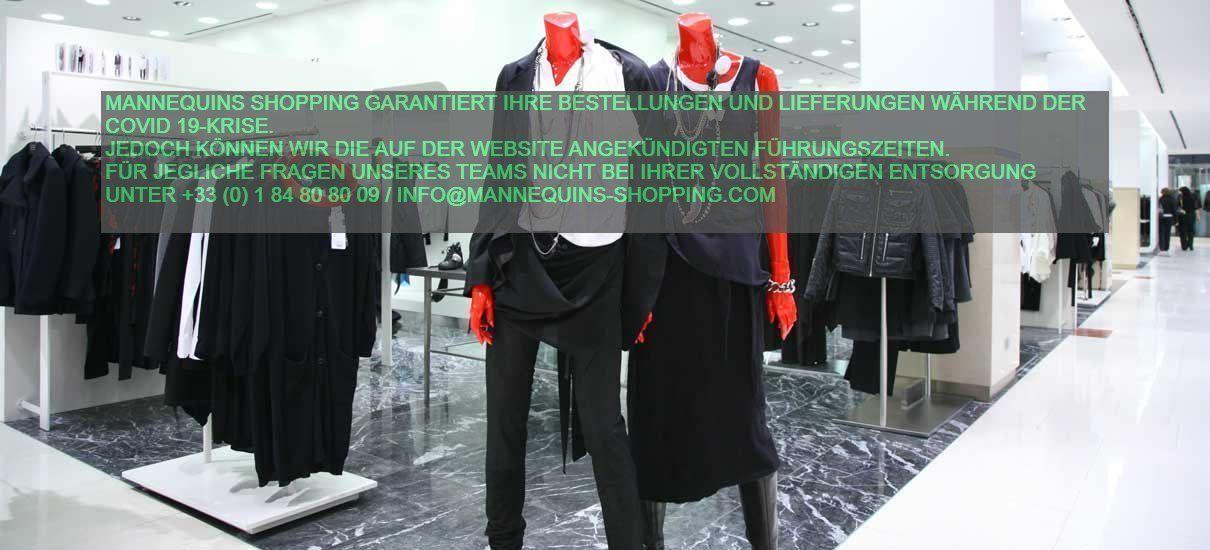 Vente Mannequins Shopping