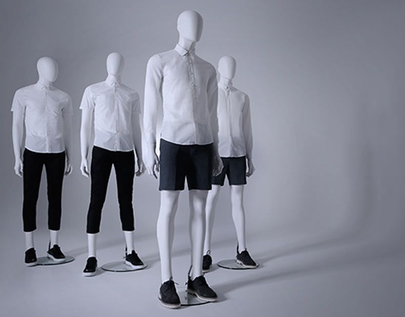 new mannequin collection  on mannequins