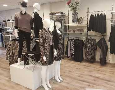Ladenbauprojekt - Miss Fashion