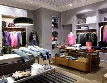 Consiglio de mobiliari per negozi