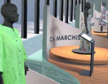 Mannequins Milan Fashion Week 2020