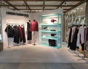 Projet d'équipement grand magasin Paris