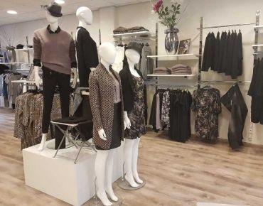 Proyecto de montaje de tiendas - Miss Fashion