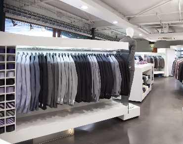 Portants pour vêtements