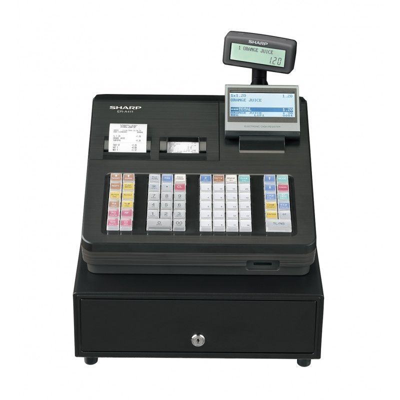 Cash Register Sharp Era 411