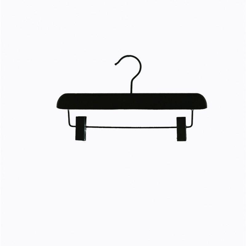 the best attitude 6ad9c 477ec 10 grucce di bambino en 30 cm con clips i color nero