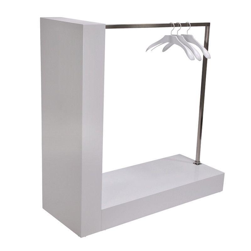 Image 1 : Konfektionsstander, Abmessungen: Breite: 130 cm ...