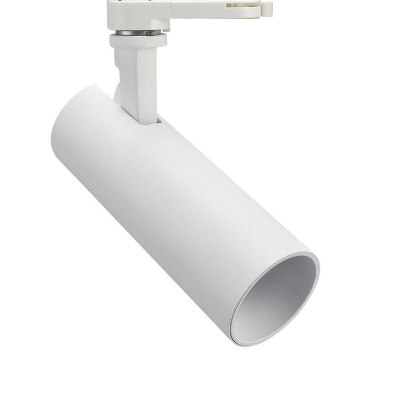 Luce bianco a Binario LED 3-Phase 15W 2700K : Spots
