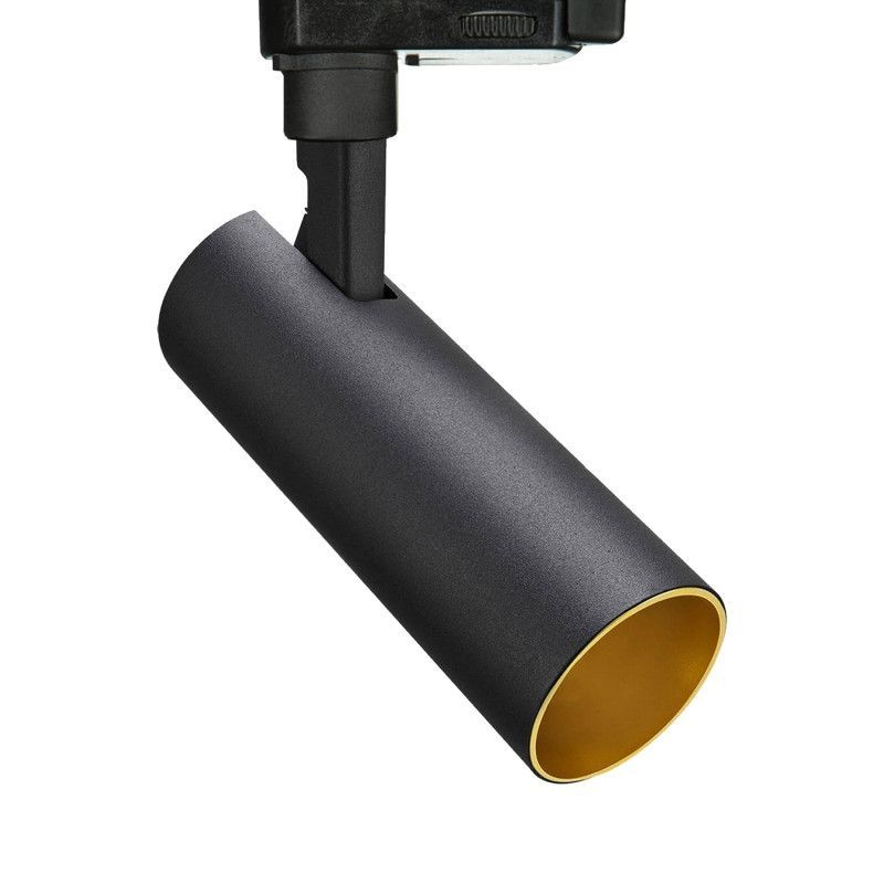 Luce nero a Binario LED 3-Phase 15W 2700K : Spots