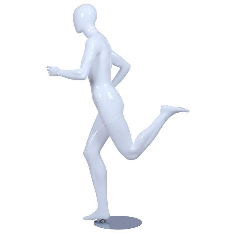 Image 3 : Maniquis deporte running para mujer ...