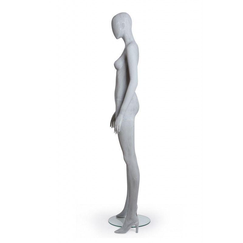 Image 1 : Mannequin de vitrine femme position ...