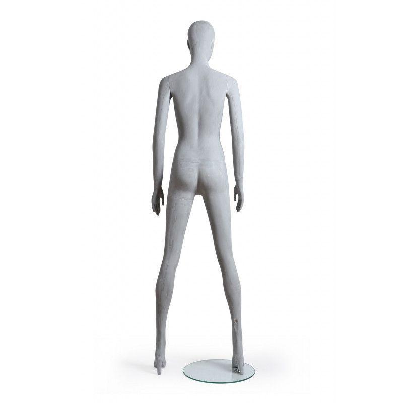 Image 2 : Mannequin de vitrine femme position ...
