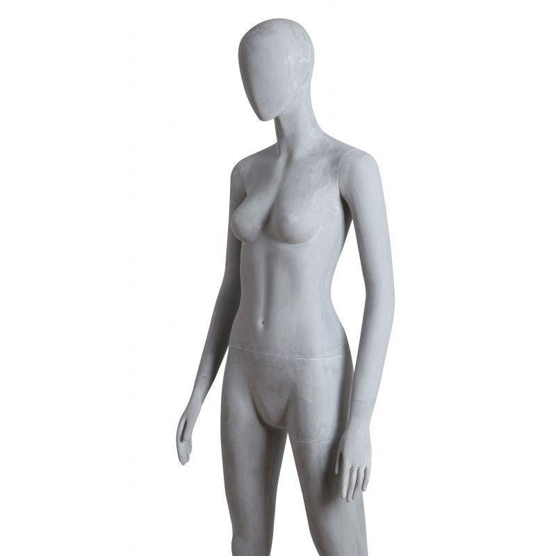 Image 3 : Mannequin de vitrine femme position ...
