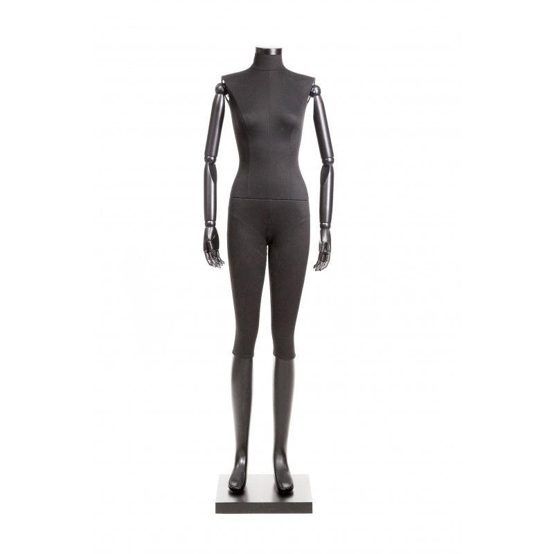 Image 1 : Mannequin de vitrine femme vintage ...