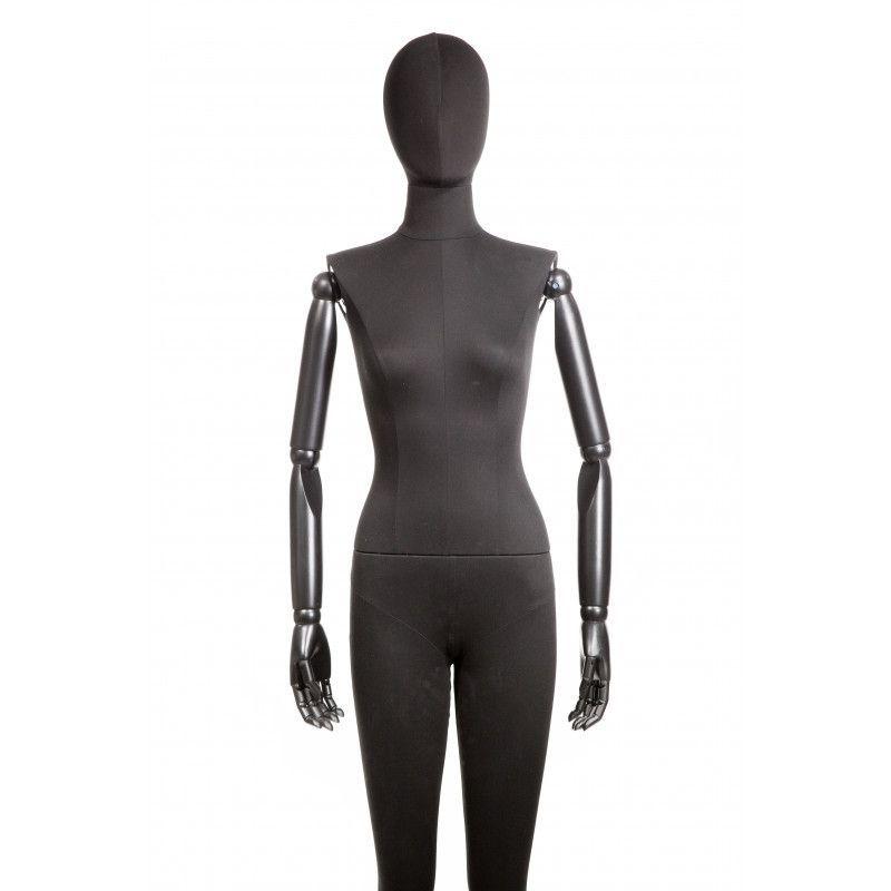 Image 2 : Mannequin de vitrine femme vintage ...