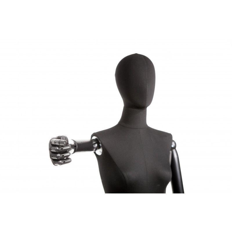 Image 4 : Mannequin de vitrine femme vintage ...