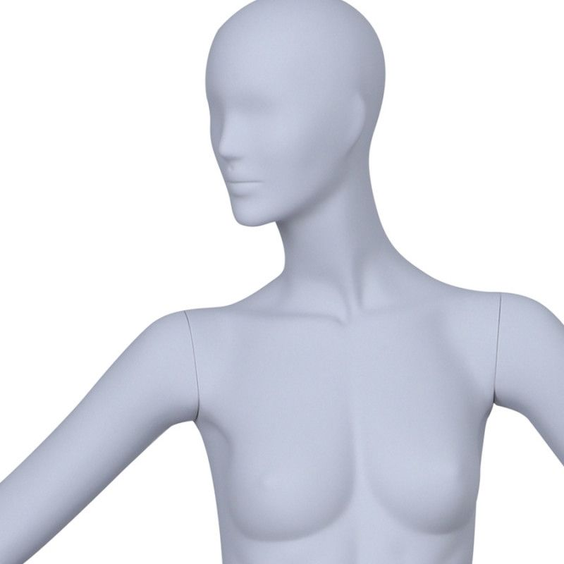 Image 1 : Mannequin abstrait pour magasin femme ...
