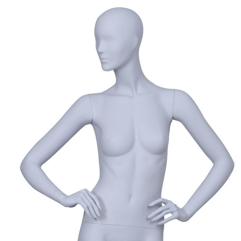 Image 2 : Mannequin abstrait pour magasin femme ...