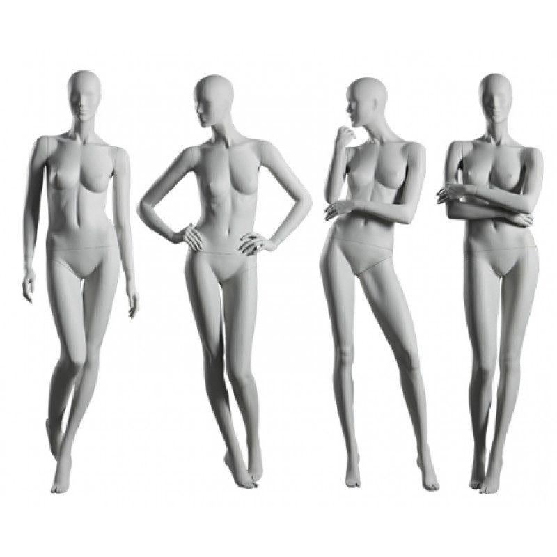 Image 4 : Mannequin abstrait pour magasin femme ...