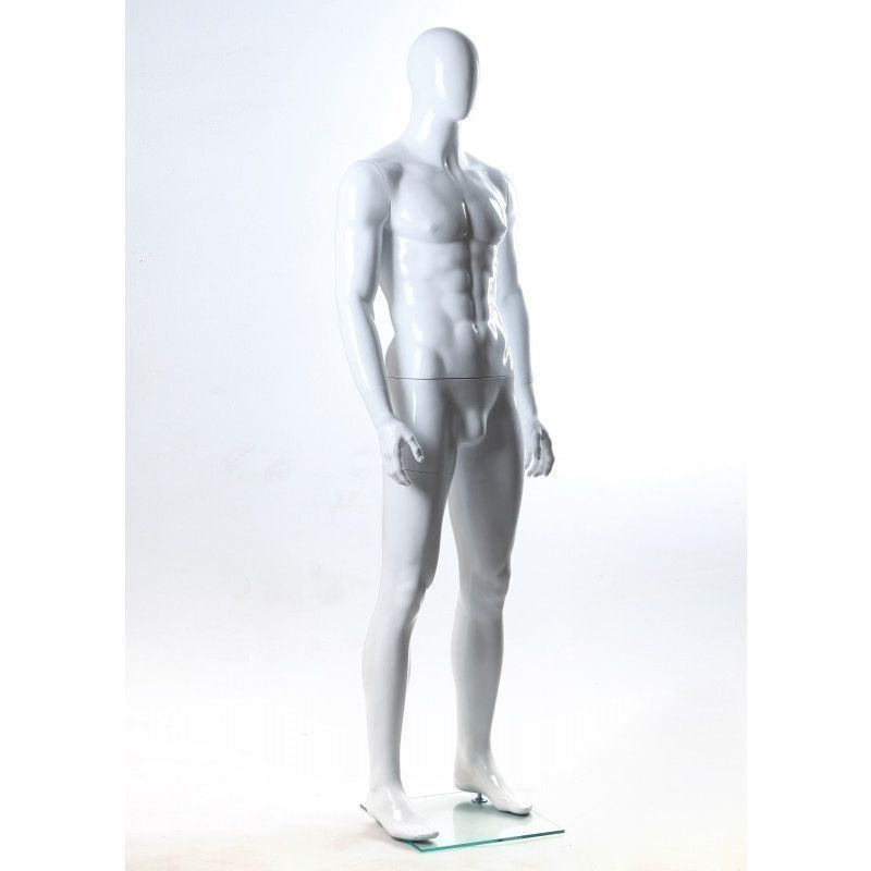 Image 3 : Mannequin vitrine homme economique. Mannequin ...