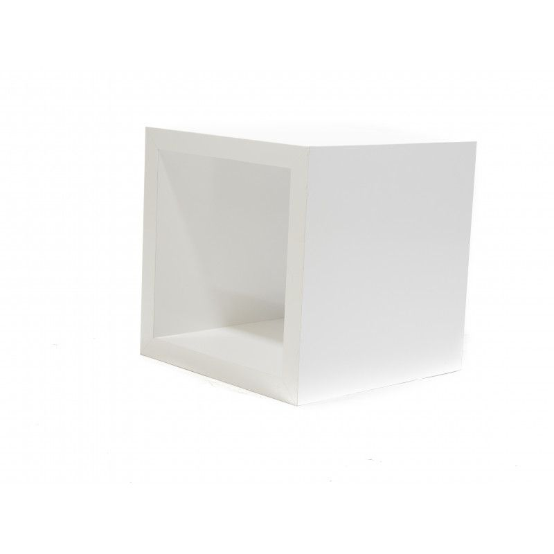 Image 1 : Podium Blanc Glossy 40 x ...