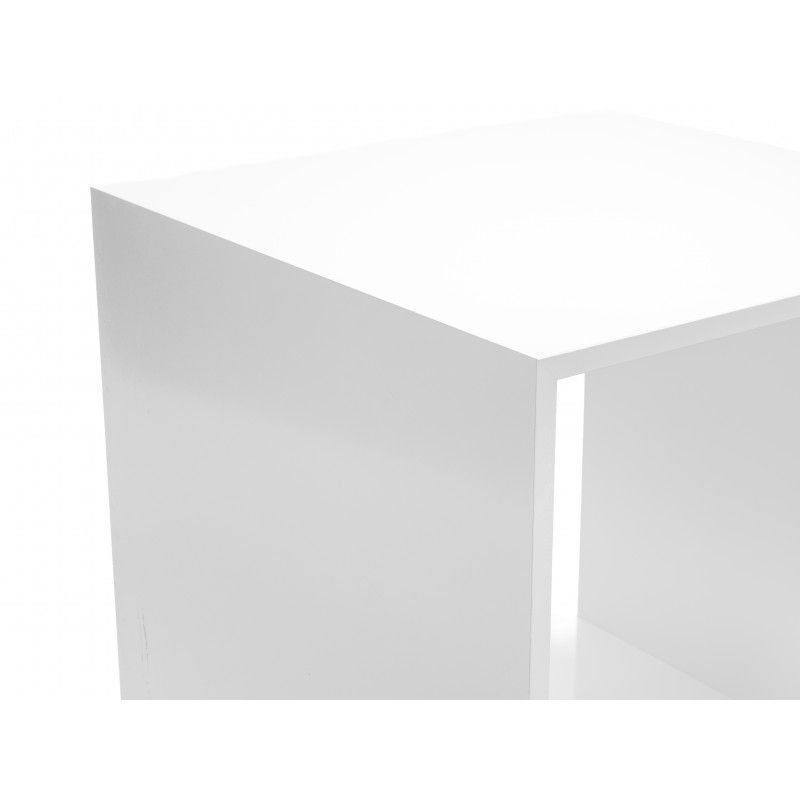 Image 2 : Podium blanc brillant 85 x ...