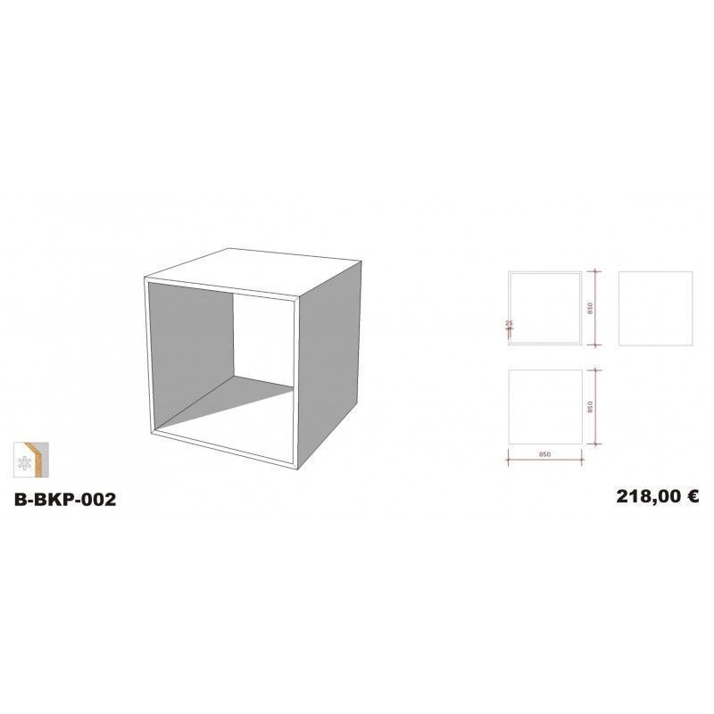 Image 3 : Podium blanc brillant 85 x ...