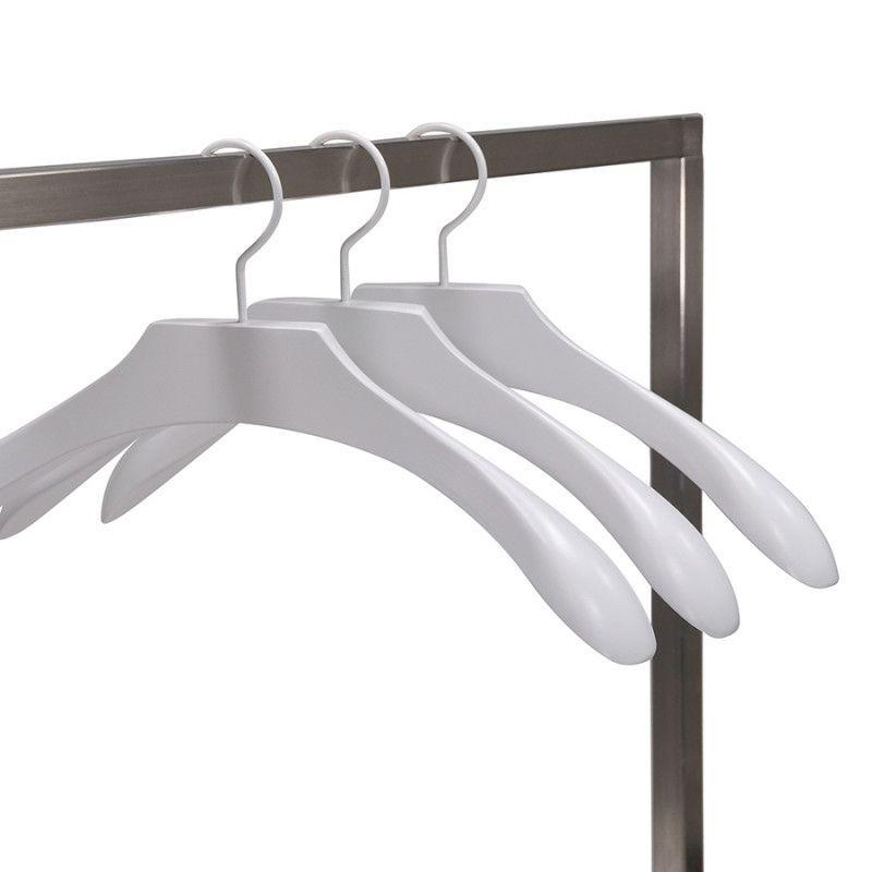 Image 1 : Portant vêtement chromé avec ...