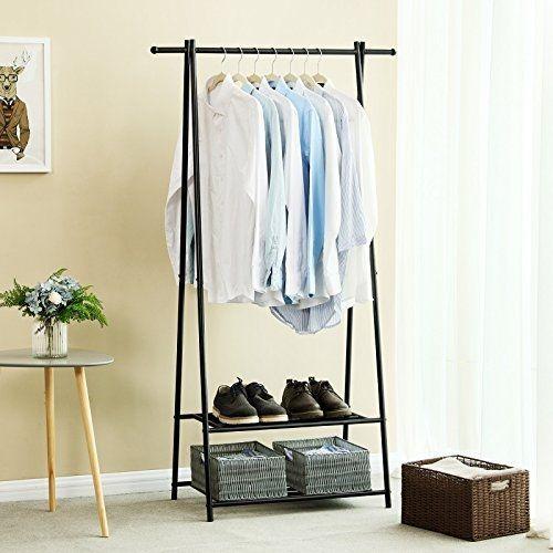 Image 2 : Portant vêtement simple en ...
