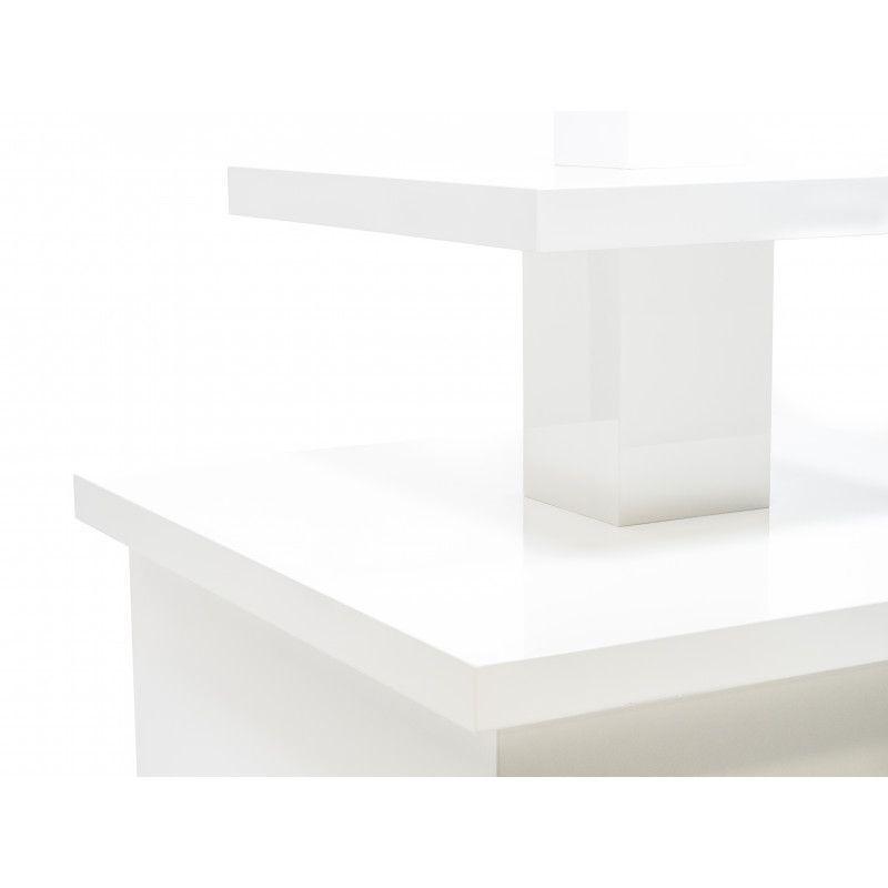 Image 2 : Présentoir magasin coloris blanc ...
