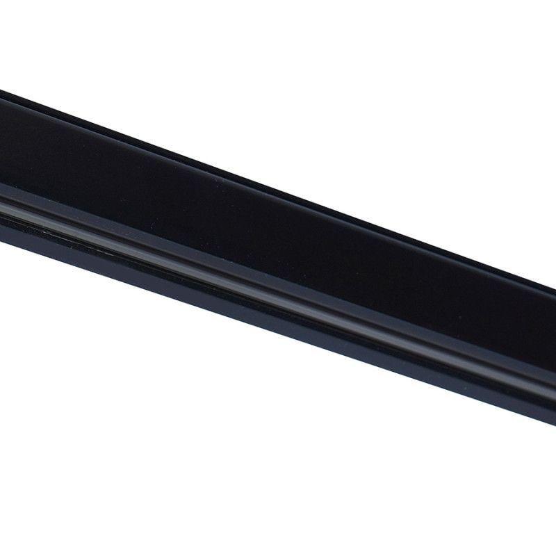 Schwarz schiene fur led spot 2m for Lampen 3 phasen stromschiene