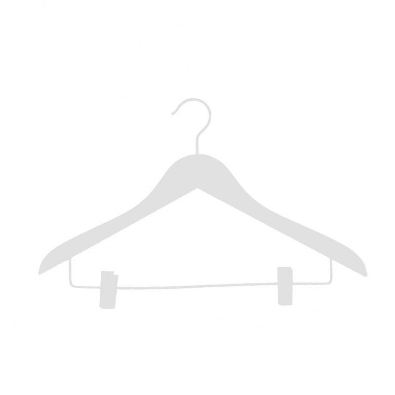 10 Wooden Hanger Helena 44 Cm With Clips