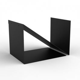 RETAIL DISPLAY FURNITURE - ACCESSORY DISPLAYS : Removable black display for shop