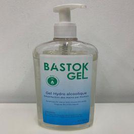CAJAS REGISTRADORAS Y SEGURIDAD - MATERIAL DE PROTECCIóN COVID : 34 botellas de gel de manos hidroalcohólico 500 ml