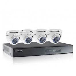 Vidéo surveillance Caméra de securité vision nocturme Hikvision securite shopping