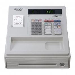 CASH REGISTER & SECURITY PRODUCTS - CASH REGISTER : Cash register  sharp xea137whnl