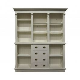 COUNTERS DISPLAY & GONDOLAS - CLASSICAL COUNTERS DISPLAY : Classical authentic wooden counter