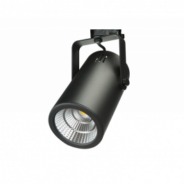 PROFESSIONELL SPOT LAMPEN - CLUSTER-SPOTS LED : Cluster-spots led lungo 3000 kelvin lungo schwarz