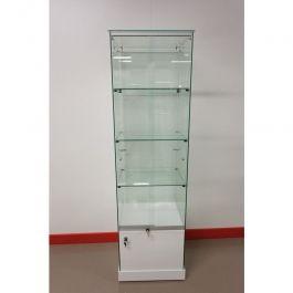 RETAIL DISPLAY CABINET - WALL DISPLAY CABINET : Display showcase window 180cm