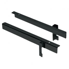 RETAIL DISPLAY FURNITURE - ACCESSORIES STORE GONDOLAS : Fixing for shelf 100 cm