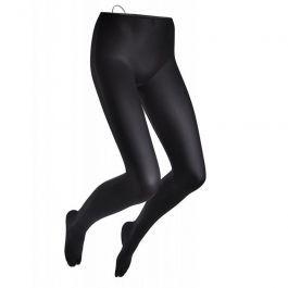 ACCESSORIES FOR MANNEQUINS - FEMALE LEG MANNEQUINS : Hanging female mannequin leg black color