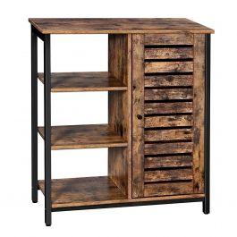 RETAIL DISPLAY FURNITURE - INDUSTRIAL FURNITURES : Industrial style storage cabinet