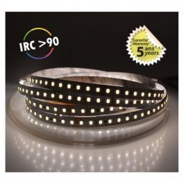 RETAIL LIGHTING SPOTS - LED DECORATIVE LIGHTING : Led strip 4000k 5 m 120 led / m 72w ip20 - 24v