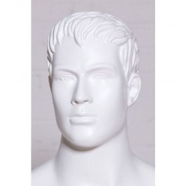 PROMOTIONS MALE MANNEQUINS : Male stylised mannequin with glass base
