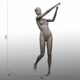 MANNEQUINS VITRINE FEMME - MANNEQUIN SPORT  : Mannequin de vitrine golf femme