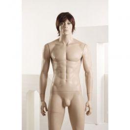 MANNEQUINS VITRINE HOMME - MANNEQUINS RéALISTES : Mannequin de vitrine réaliste homme