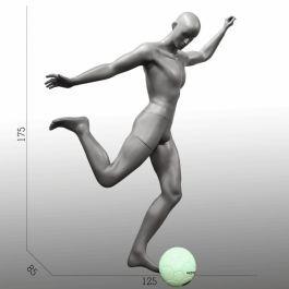 MANNEQUINS VITRINE HOMME - MANNEQUINS SPORT  : Mannequin vitrine football