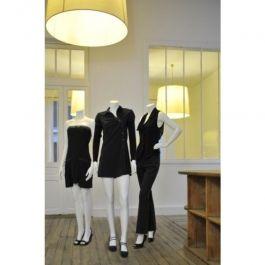 Mannequin sans tête Mannequins femme 1479 pack x10 Mannequins vitrine